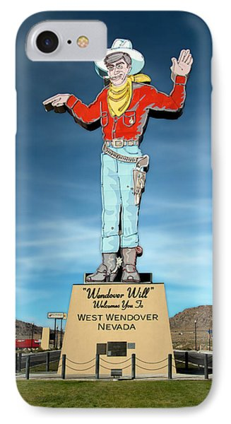 Wendover Will IPhone Case by Gary Warnimont