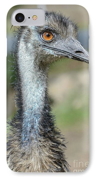 Emu 2 IPhone Case