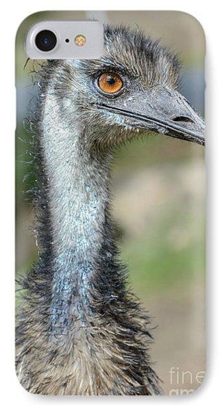 Emu 2 IPhone Case