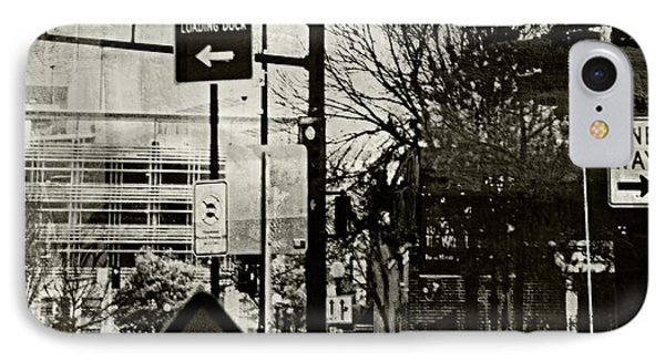 IPhone Case featuring the photograph West 7th Street by Susan Stone