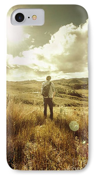 West Coast Tasmania Explorer IPhone Case