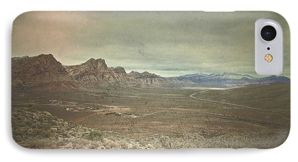 West IPhone Case by Mark Ross