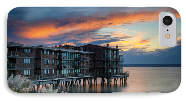 IPhone Case featuring the photograph West Seattle Living by Dan Mihai