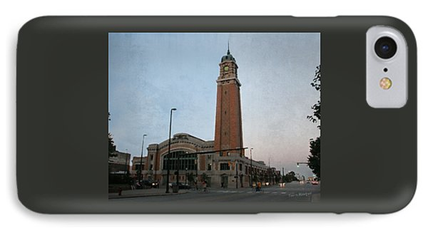 IPhone Case featuring the photograph West Side Market by Terri Harper