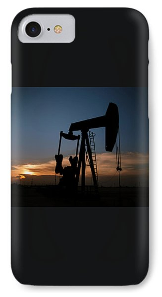 West Texas Sunset Phone Case by Melany Sarafis