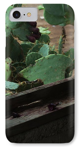IPhone Case featuring the photograph West Texas View by Travis Burgess