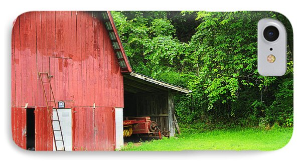 West Virginia Barn And Baler Phone Case by Thomas R Fletcher