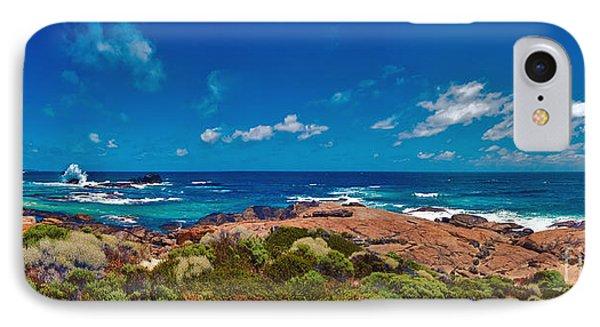 IPhone Case featuring the photograph Western Australia Beach Panorama by David Zanzinger