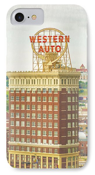 Western Auto IPhone Case