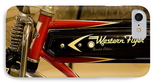 Western Flyer Phone Case by Michael Friedman