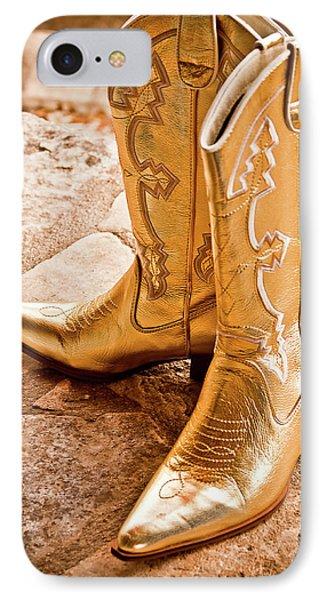 Western Wear Phone Case by Jill Smith