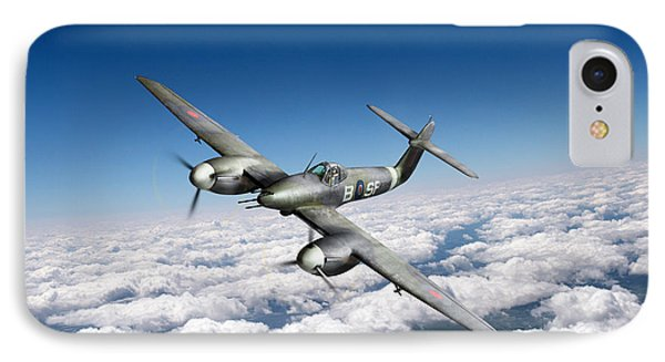 IPhone 7 Case featuring the photograph Westland Whirlwind Portrait by Gary Eason