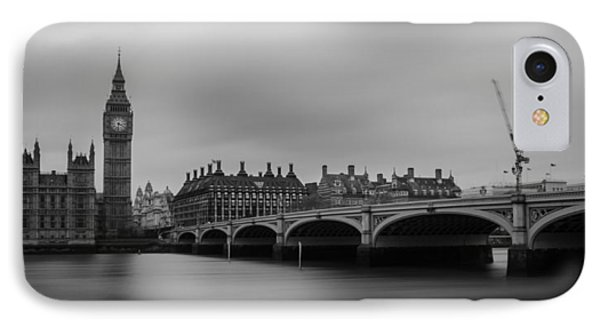 Westminster Bridge London IPhone Case by Martin Newman