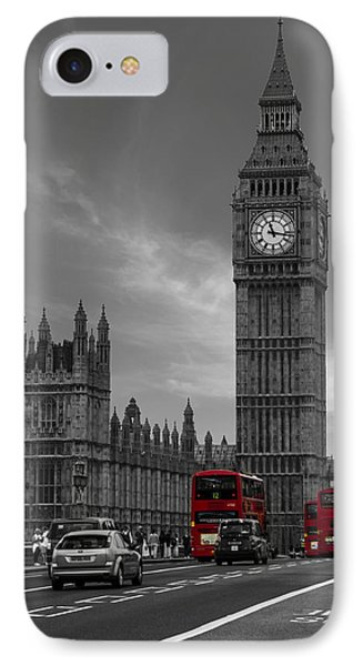 Westminster Bridge IPhone 7 Case by Martin Newman