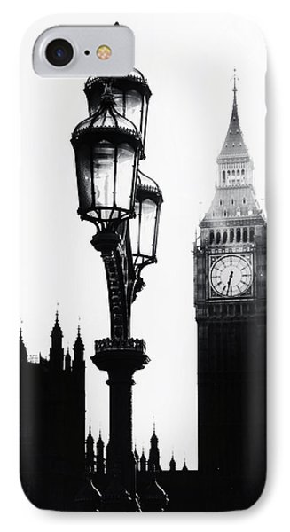 Westminster - London IPhone 7 Case by Joana Kruse