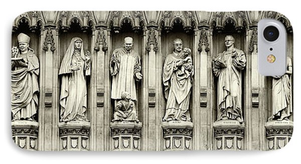 IPhone Case featuring the photograph Westminster Martyrs Memorial - 1 by Stephen Stookey