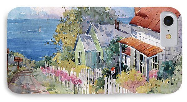 Westport By The Sea IPhone Case by Joyce Hicks