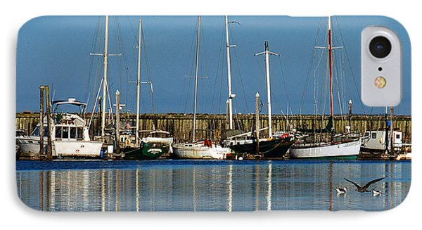 Westport Fishing Fleet I IPhone Case