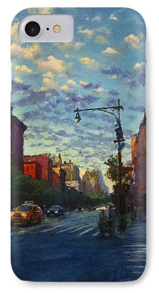 Westside Sunset No. 4 Phone Case by Peter Salwen
