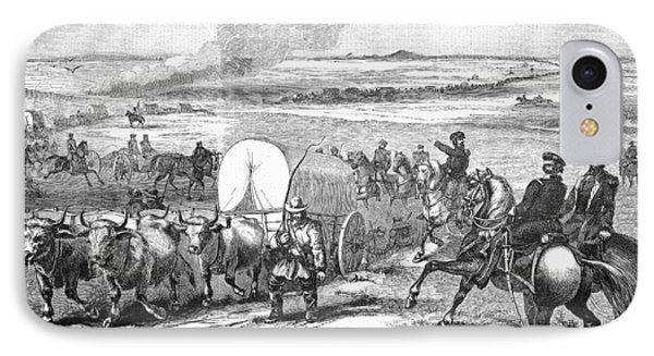 Westward Expansion, 1858 IPhone Case