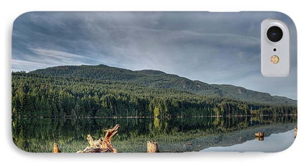 IPhone Case featuring the photograph Westwood Lake by Randy Hall