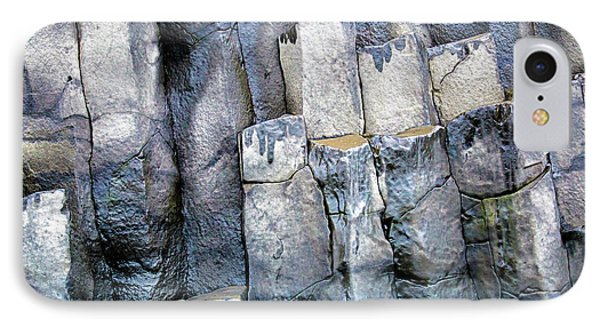 IPhone Case featuring the photograph Wet Rocks 2 by Hitendra SINKAR