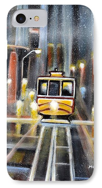 Wet Tram California IPhone Case