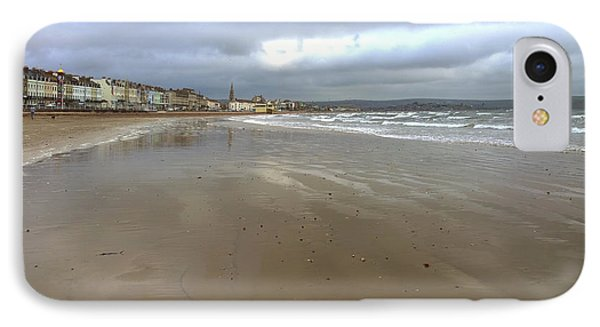 Weymouth Morning IPhone Case