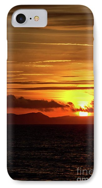 IPhone Case featuring the photograph Weymouth Sunrise by Baggieoldboy