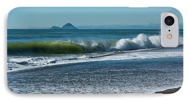 IPhone 7 Case featuring the photograph Whale Island by Werner Padarin