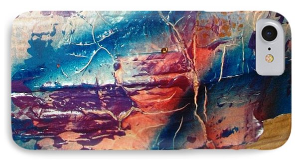 What Have We Done To The Sea Phone Case by Bruce Combs - REACH BEYOND