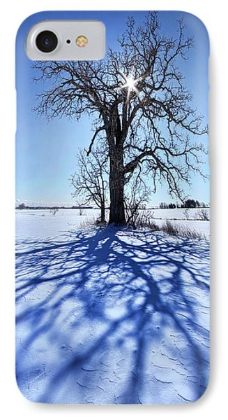 IPhone Case featuring the photograph What I Am, What I Was, What I Will Be by Phil Koch
