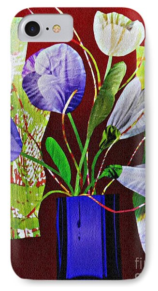 What Marie Left Behind Phone Case by Sarah Loft