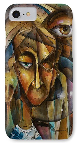 What Phone Case by Michael Lang