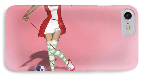 Whatever Happened To Strawberry Shortcake Phone Case by Pet Serrano