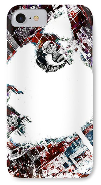 Whatever IPhone Case by Tony Rubino