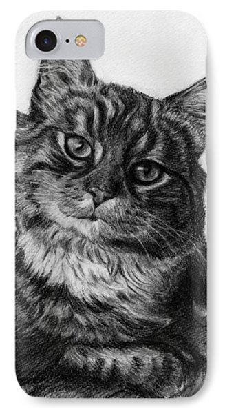 What's For Dinner Phone Case by Jyvonne Inman