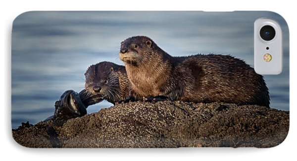 IPhone Case featuring the photograph Whats For Dinner by Randy Hall