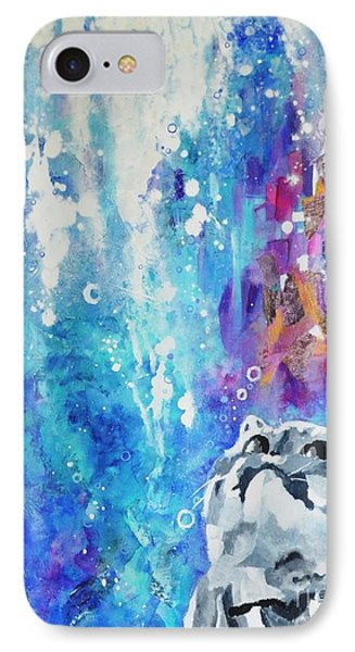 What's Up? IPhone Case by Betty M M Wong