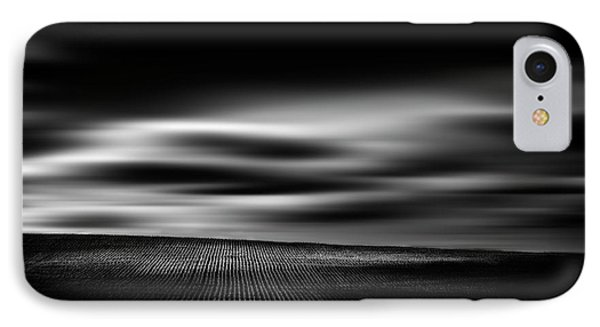 IPhone Case featuring the photograph Wheat Abstract by Dan Jurak