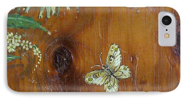 Wheat 'n' Wildflowers II Phone Case by Phyllis Mae Richardson Fisher