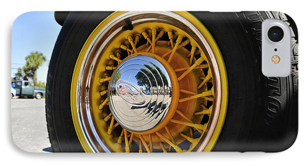 Wheel Nice Phone Case by David Lee Thompson