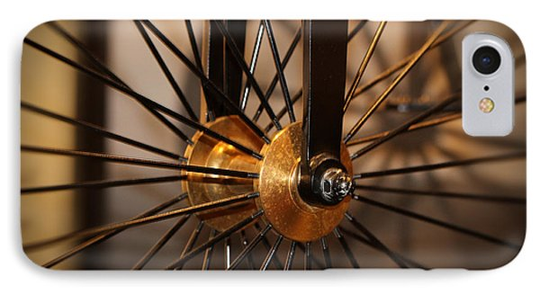 Wheel Spokes  IPhone Case