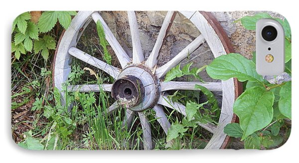 Wheel Walk Phone Case by Patrick Murphy