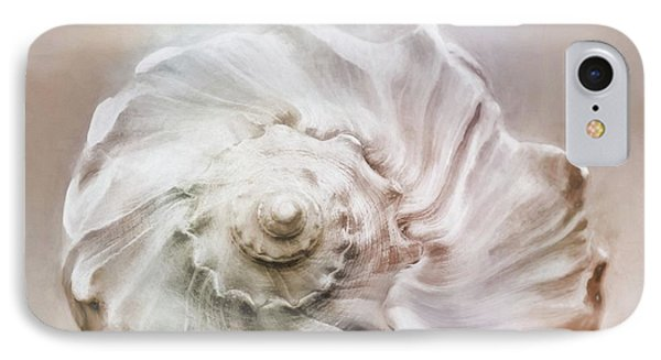 IPhone Case featuring the photograph Whelk Shell by Benanne Stiens