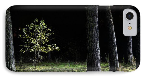 IPhone Case featuring the photograph When First Leaves Start To Fall - Autumn by Dirk Ercken