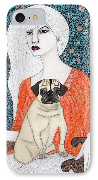 When I Call Phone Case by Natalie Briney