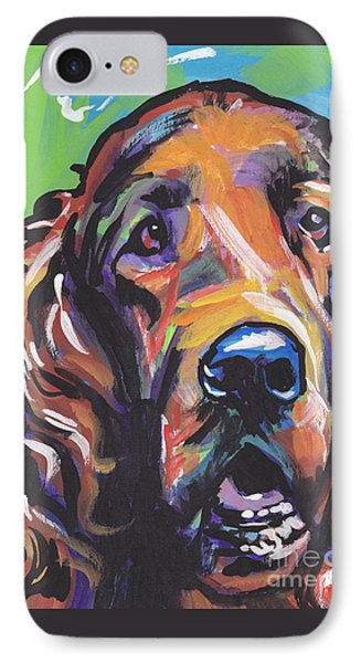 When Irish Eyes Are Smiling IPhone Case by Lea S