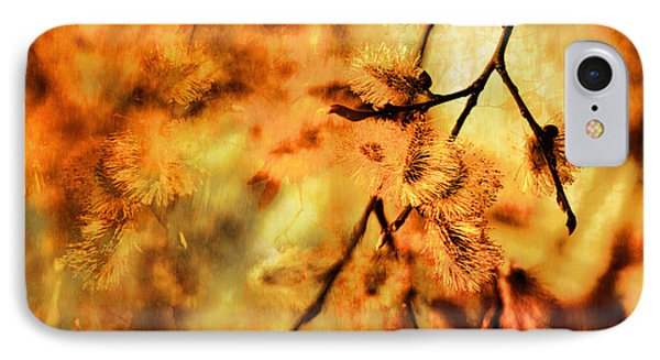 IPhone Case featuring the digital art When Spring Awakens by Fine Art By Andrew David
