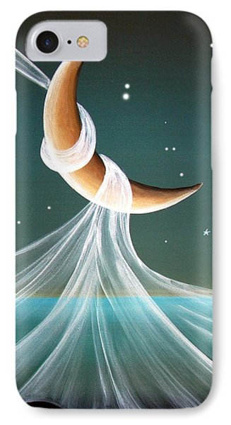 When The Wind Blows Phone Case by Cindy Thornton